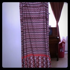 Full-Length Maxi skirt
